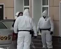 Украинка, зараженная коронавирусом, пыталась сбежать на смоленском такси