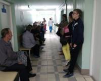 В Смоленской области в поликлинике умерла женщина