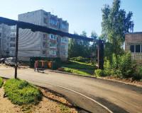 19 проездов отремонтировали в областном центре