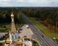 В Смоленской области привели в порядок участок трассы Р-120