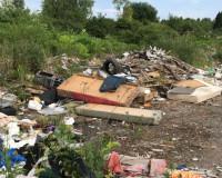 В Смоленской области продолжают ликвидировать стихийные свалки