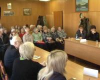 В Смоленске прошел «круглый стол» по проблемам жертв политических репрессий