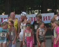 В смоленском парке Блонье состоялся легкоатлетический марафон
