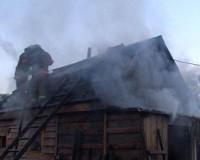 За выходные в Смоленской области сгорело шесть бань