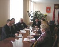 Одобрен проект программы празднования юбилея Сафонова