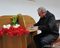 Губернатор Смоленщины выразил соболезнования белорусскому народу