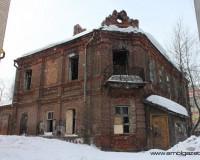 Губернаторский дом-горемыка в Смоленске