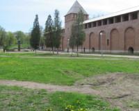 До конца мая смоленский Парк пионеров приведут в порядок