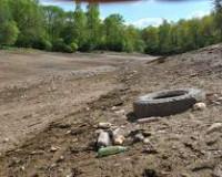 Реадовское озеро в Смоленске приведут в порядок к середине июня