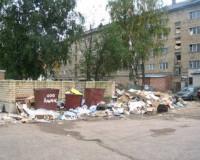Смоленская область тонет мусоре