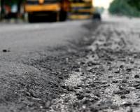 В Смоленске дорога начала разрушаться после прошлогоднего ремонта