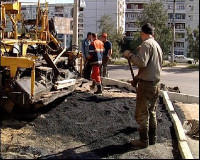 В Смоленске на этой неделе приступят к ремонту дворов