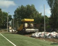 Ремонт стадиона 26-й школы в Смоленске может затянуться на неопределённый срок