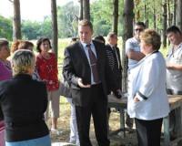 Власти пообещали сохранить зеленую зону на Королевке