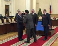 В Смоленске наградили лучших представителей профессий