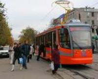 В Смоленске трамваи до Рославльского кольца пойдут только летом