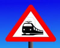 В Смоленской области автомобиль «попал под поезд»