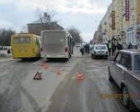 В центре Смоленска автобус насмерть сбил пешехода