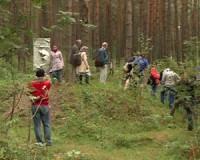 Ученые из 16 стран побывали на Гнездовских курганах под Смоленском