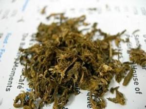 В Смоленской области задержали три килограмма марихуаны