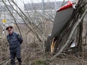 Россия аннулировала показания диспетчеров Смоленского аэродрома