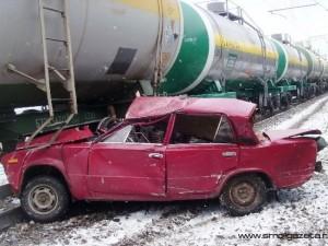 Трагедия на железнодорожном переезде в Смоленской области