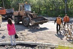В 2011 году в Смоленске отремонтируют сотни дворовых территорий