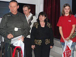 В Смоленске наградили почетных доноров