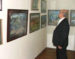 В Смоленске открылась выставка «Палитра года»
