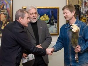 В Смоленске открылась выставка Вячеслава Королькова