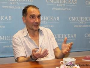 Олег Кузьмищев: интервью перед премьерой