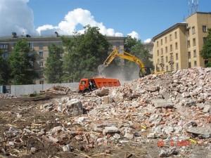 Москва и Московская область превосходят другие регионы России по объемам нового строительства и реконструкции