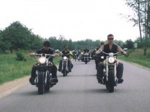 Байкеры + мотоциклы = ?