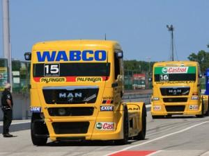 В ближайшие выходные в Смоленске пройдут гонки на грузовиках