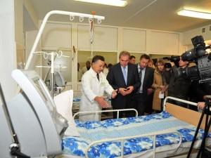 Смоленская областная больница — индикатор оценки здравоохранения региона