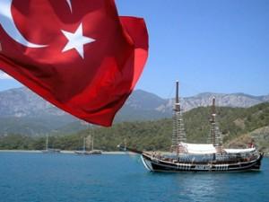 Смоляне отдыхают в Турции