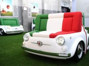 Самые популярные цвета в Милане: красный, белый и зелёный