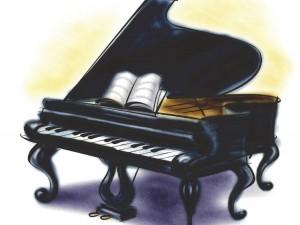 Выбираем фортепьяно