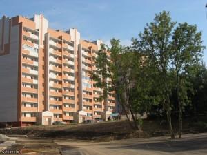 Строительство 16-этажного дома в Смоленске