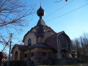 Началась реставрация Храма Духа в Смоленске