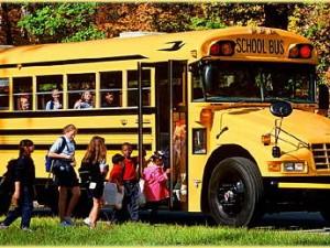 Для школьников есть автобусы, но не хватает водителей
