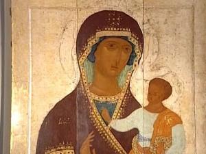 Праздник Смоленской иконы Божией Матери Одигитрии