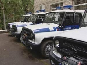 На охрану общественного порядка в городе вышли 5 новых автомобилей, оснащенных видеорегистраторами