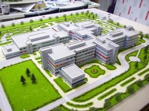 Федеральный центр травматологии продолжает строиться