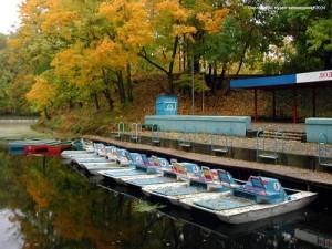 Парки отдыха в Смоленске