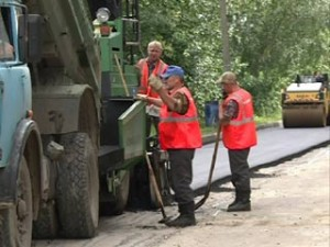 Под угрозой срыва в Смоленске находится проект по ремонту дворовых территорий