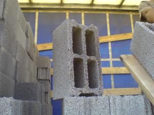Производстве изделий из бетона