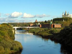 В Смоленске на Днепре начнутся работы по углублению русла