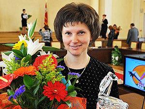 Учительница из Смоленска пообщалась с президентом России