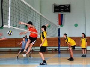 В Смоленске, на спартакиаде, белорусские подростки обыграли своих сверстников